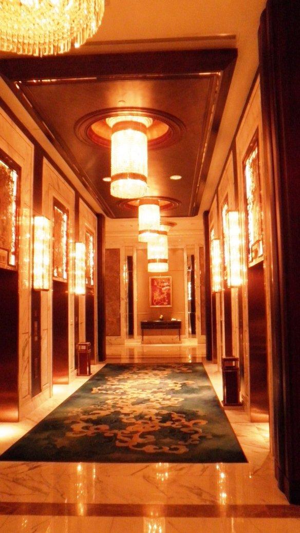 Hotel Shangri-La at Changchun, China