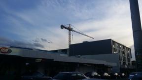 Small Cranes